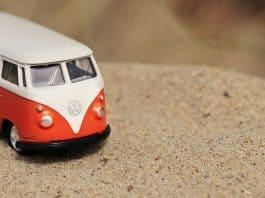 Auto Spielzeugauto Bus Vw Fahrzeug Kfz Transport