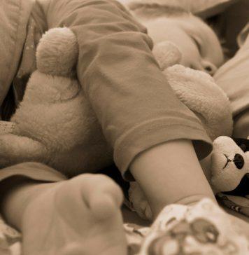 Kinder Baby Schlafen Entspannung Energie Müdigkeit