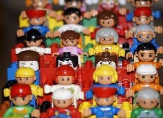 Lego Männchen