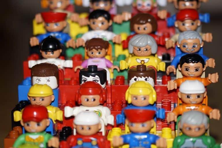 Weihnachtsgeschenke von Lego