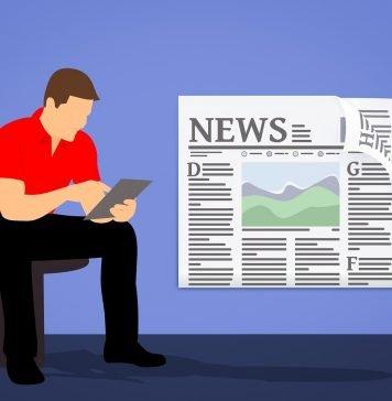 Zeitung Artikel Zeitschrift Schlagzeilen