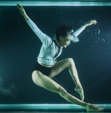 Wasser Unterwasser Bildende Kunst Freiheit Leben