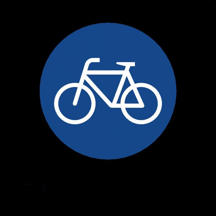 Beginn einer Fahrradstraße Eine Straße speziell für Radler oder Inline-Skater. Autos dürfen nur fahren, wenn das ausnahmsweise durch ein Zusatzschild erlaubt ist – aber maximal mit Tempo 30. Autofahrer müssen Rücksicht auf Fahrradfahrer nehmen. Diese dürfen nebeneinander fahren.