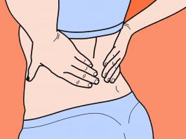 Rückenschmerzen Zurück Schmerz Wirbelsäule