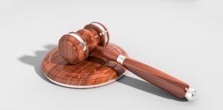 Verein Auktion Gesetz Symbol Richter