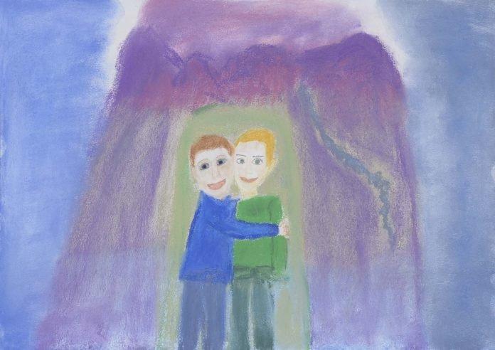 Zeichnung Gemälde Bild Malerei Kinder