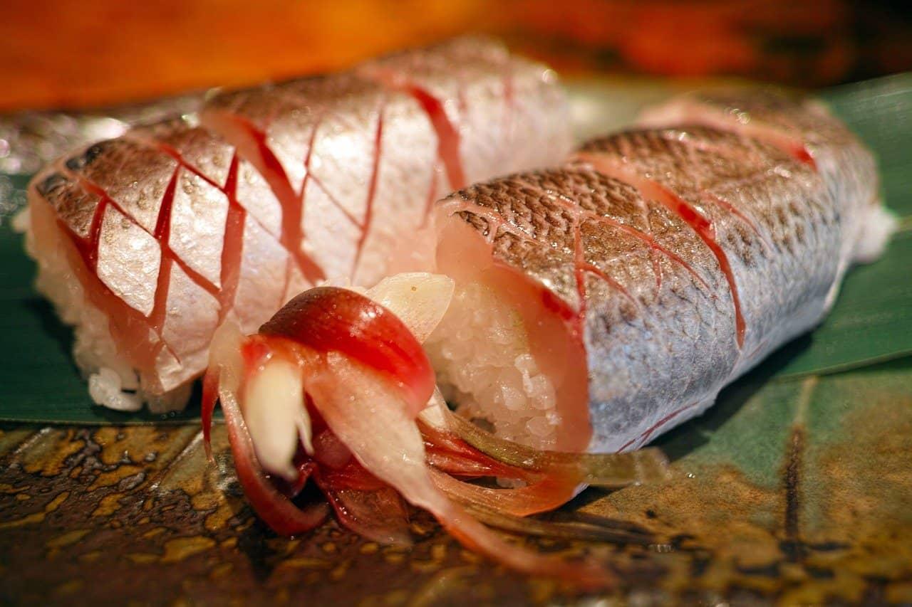 Japanisches Essen Japan-Essen Restaurant Taverne