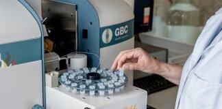 Labor Analyse Diagnose Krankenhaus Rohr Der Test
