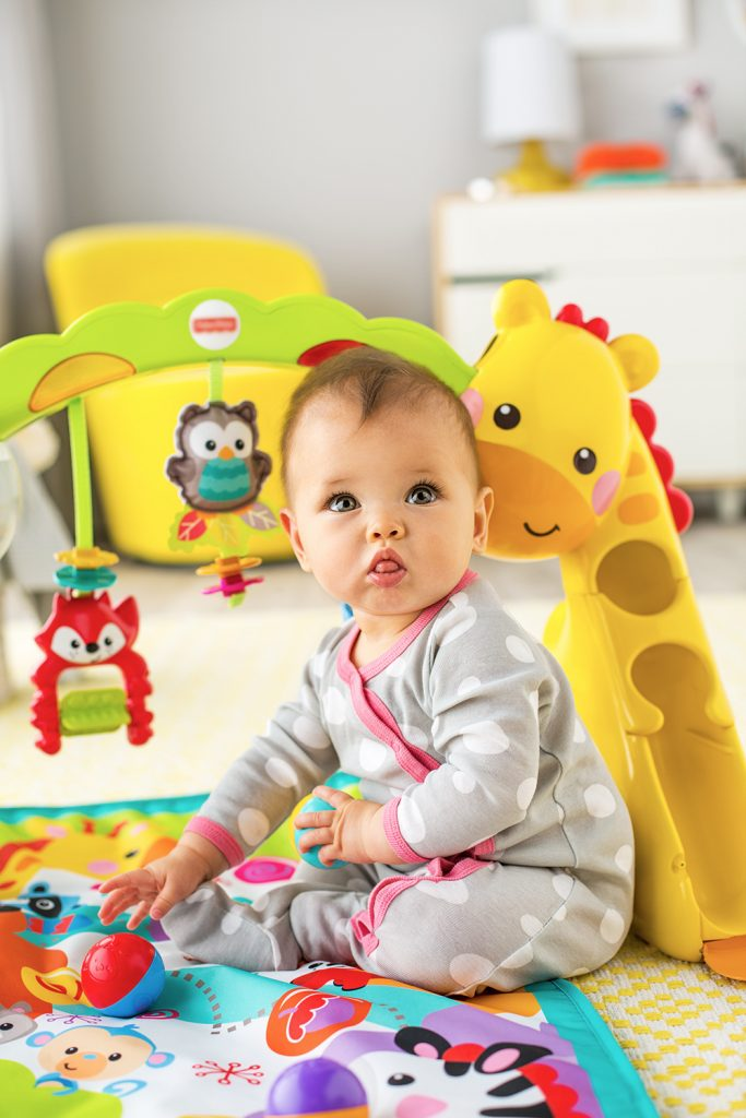 Fisher-Price Rainforest Erlebnisdecke Bildquelle: fisher price
