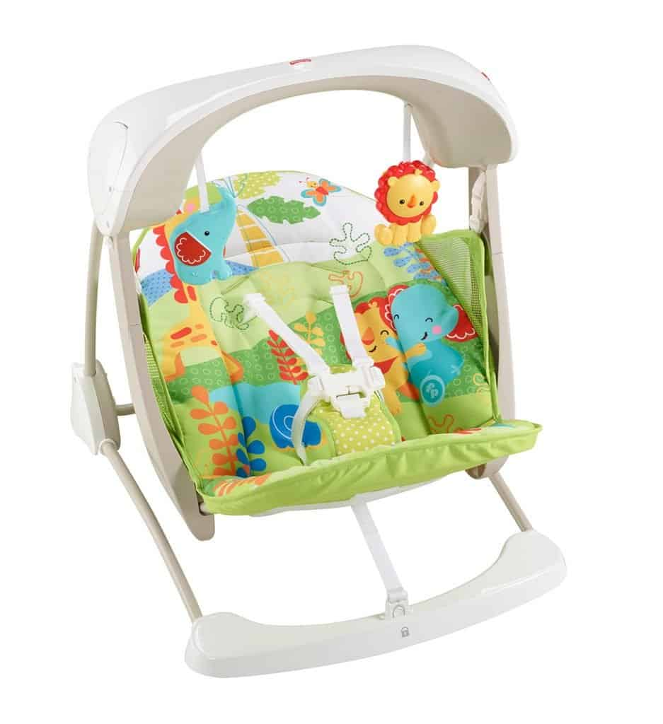 Fisher-Price Kompakt Schaukelsitz Bildquelle: fisher price