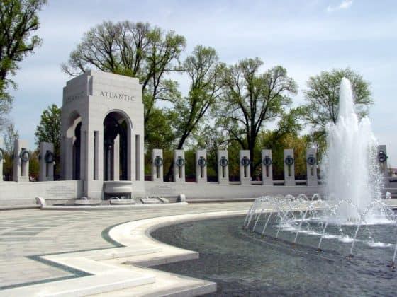 World War II Memorial (Atlantic) courtesy of washington.org