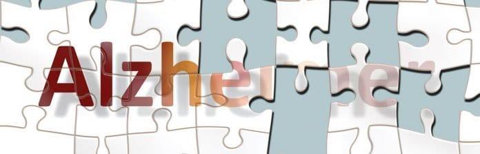 Demenz Alzheimer Alter Puzzle Puzzleteile Teile