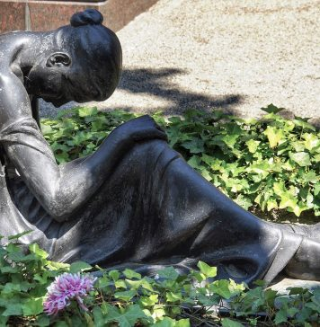 Grab Friedhof Cemetary Milan Italien Traurig