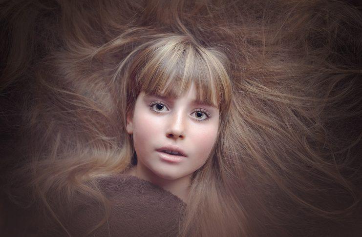 Person Mensch Weiblich Gesicht Augen Haar