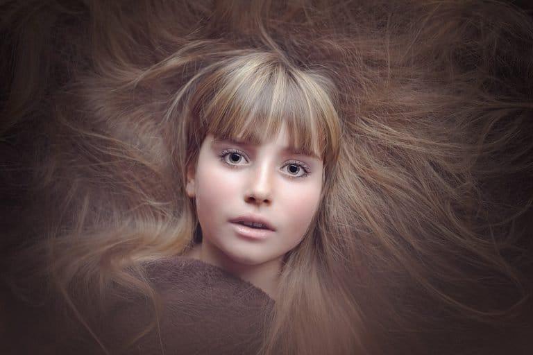Weiblicher Haarausfall