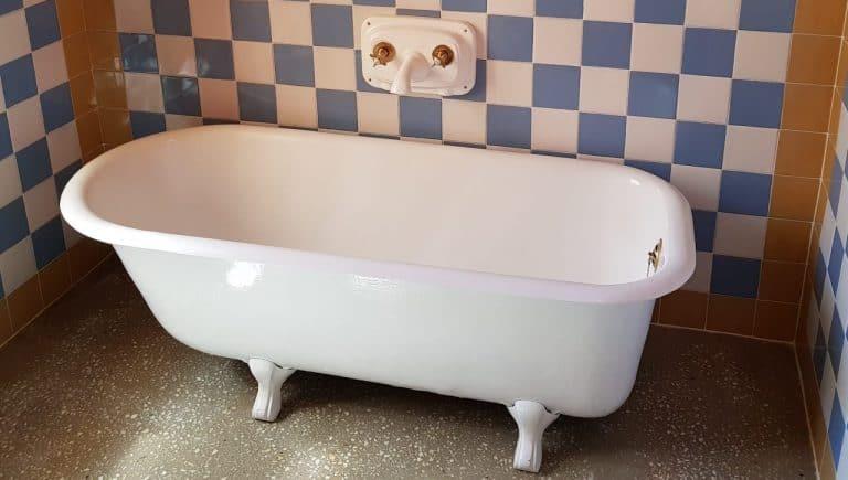 Einfach mal die Seele baumeln lassen – Das heiße Bad