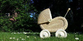 Kinderwagen Puppenwagen Puppe Kind Spielzeug