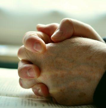 Beten Hände Betende Hände Gebet Religion Glaube