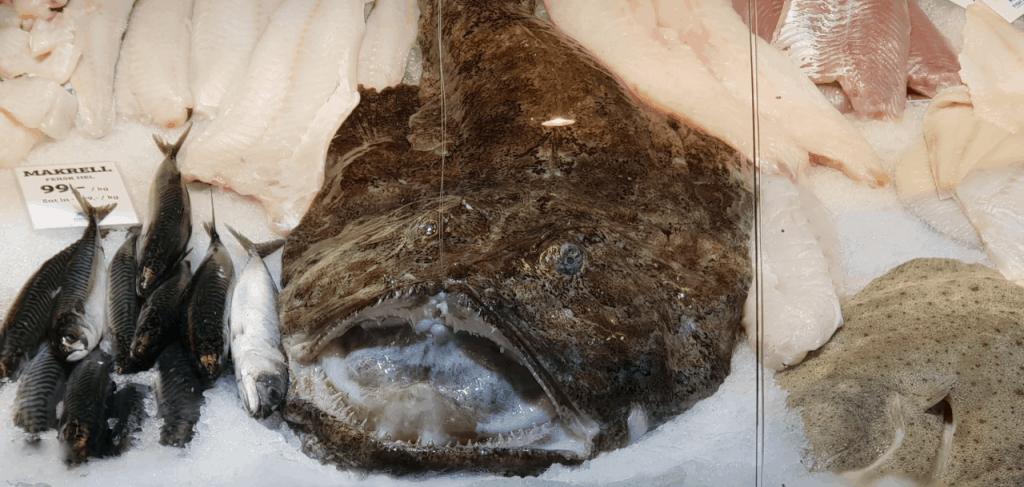 Fischmarkt: Natürliche Jodvorkommen in Speisen