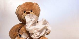 Erkältung Grippe Krank Spritze Grippeimpfung