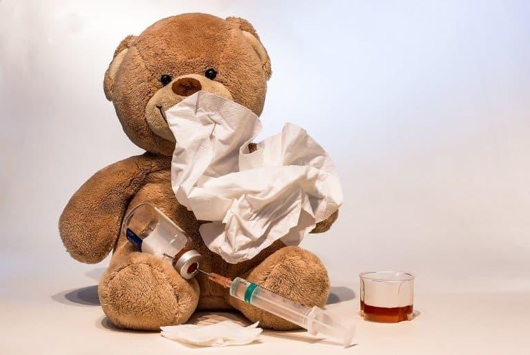 Kinderkrankheiten – ein alter Schrecken