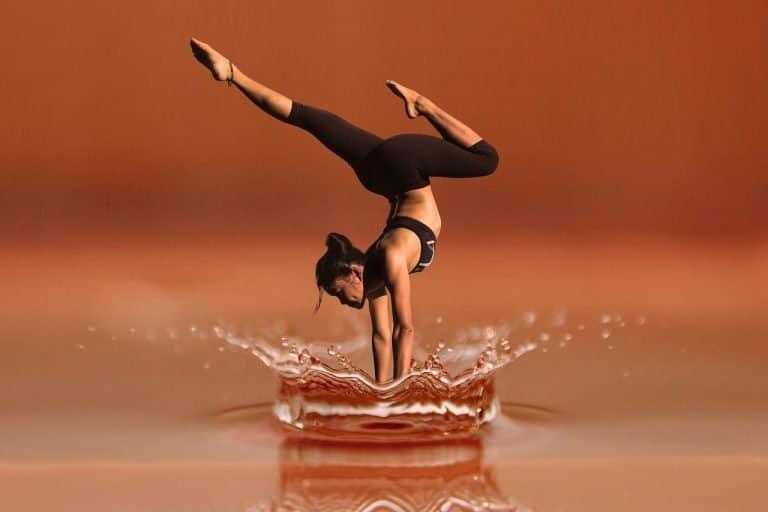 Yoga: Entspannung pur