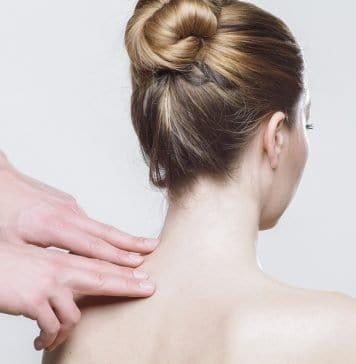 Massage Rücken Therapie Physiotherapie Physio