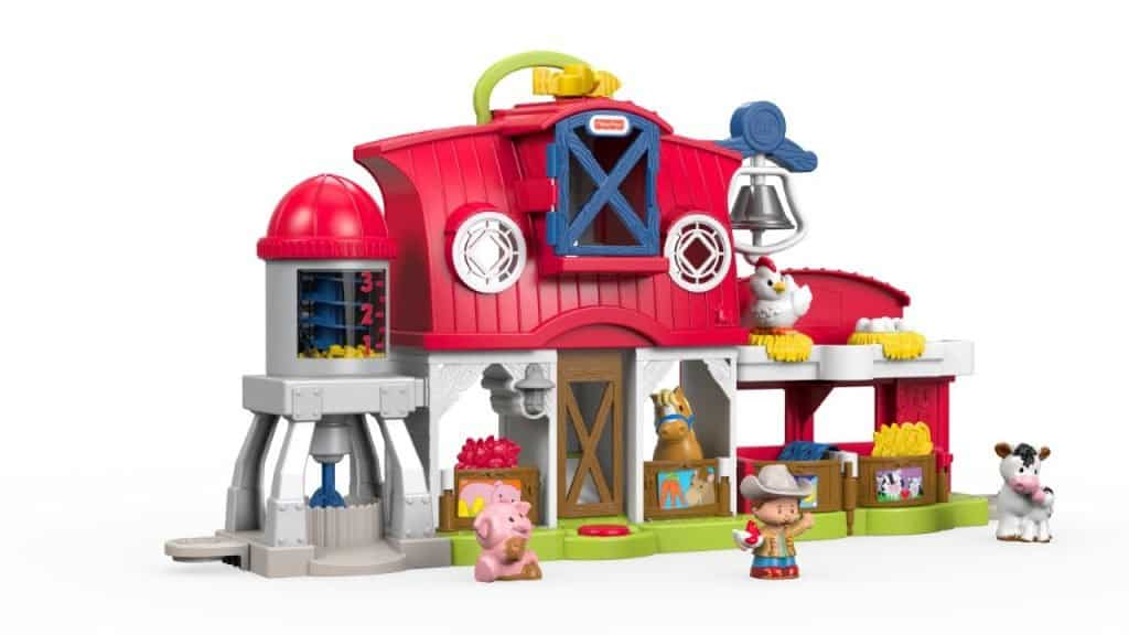 Fisher-Price Little People Bauernhaus Bild: Mattel