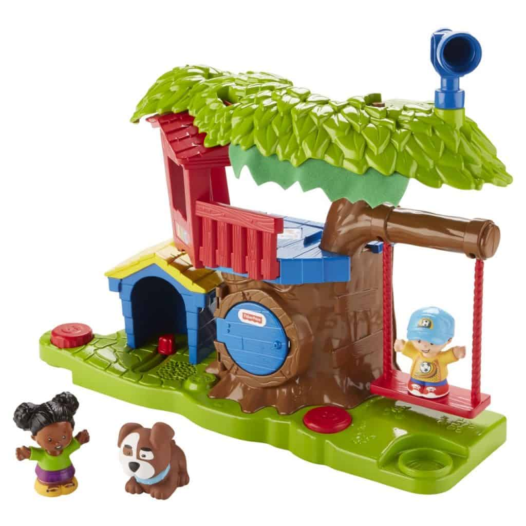 Fisher-Price Little People Baumhaus Bild: Mattel