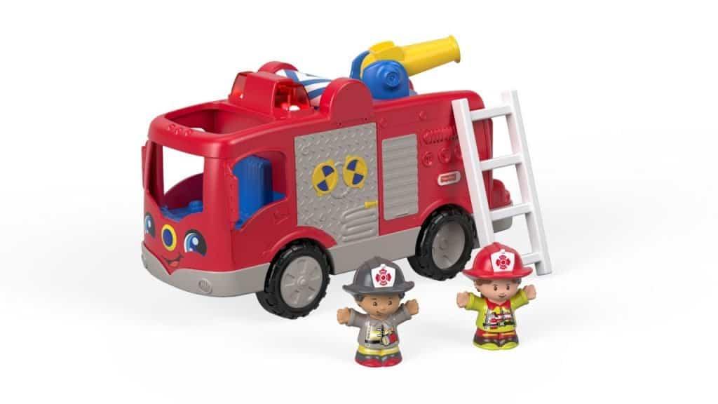 Fisher-Price Little People Feuerwehrauto Bild: Mattel