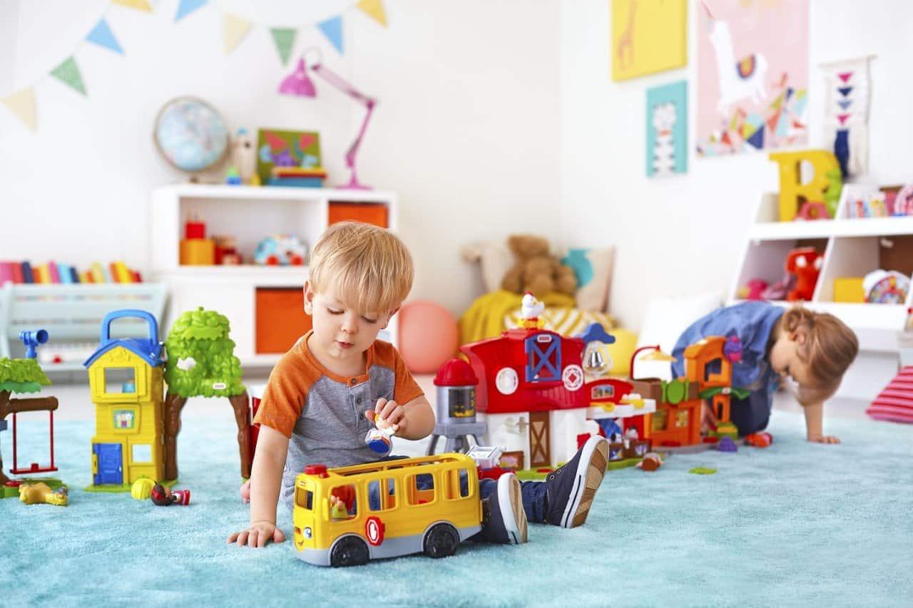 Fisher-Price Little People Kids Bild: Mattel