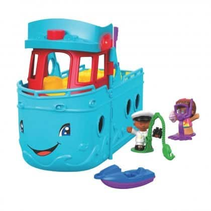 Fisher-Price Little People Schiff Bild: Mattel
