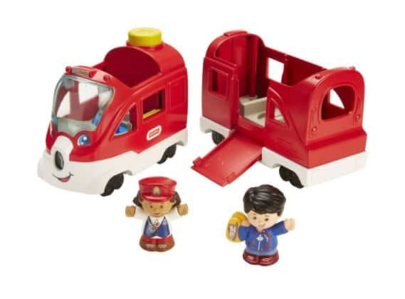Fisher-Price Little People Zug Bild: Mattel