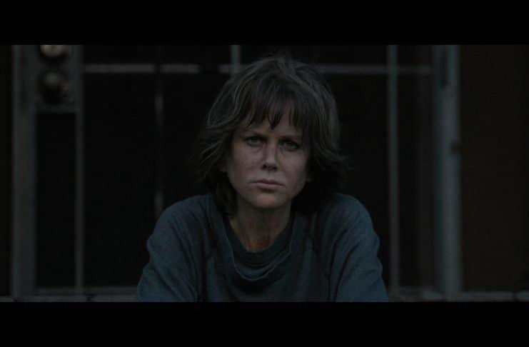 Bild-ID: Destroyer-FirstLookImage Nur noch ein Schatten ihrer selbst: Erin Bell (Nicole Kidman) © 2018 Concorde Filmverleih GmbH