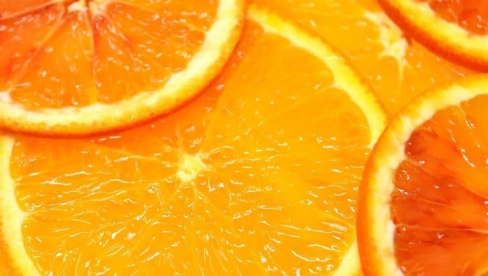 Orange Blutorange Lecker Obst Vitaminhaltig