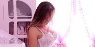 Schwanger Mutter Schwangerschaft Schwangere Frau