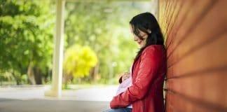Schwanger Schwangere Frau Mutter Schwanger-Test