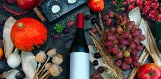 Wein Weinflasche Trinken Flasche Alkohol Rotwein