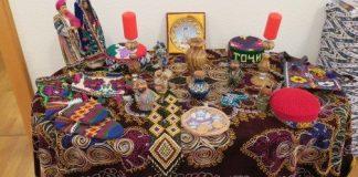 Produkte aus Tadschikistan