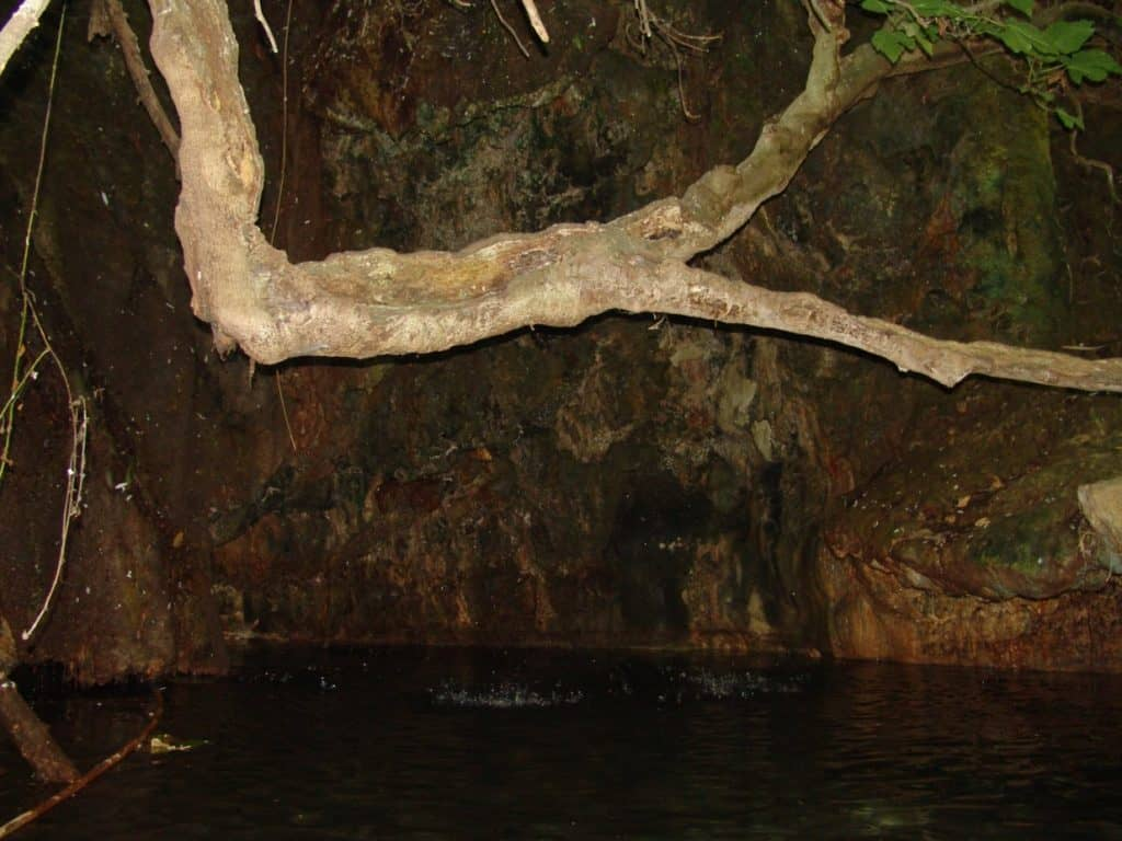Bad der Aphrodite in Zypern