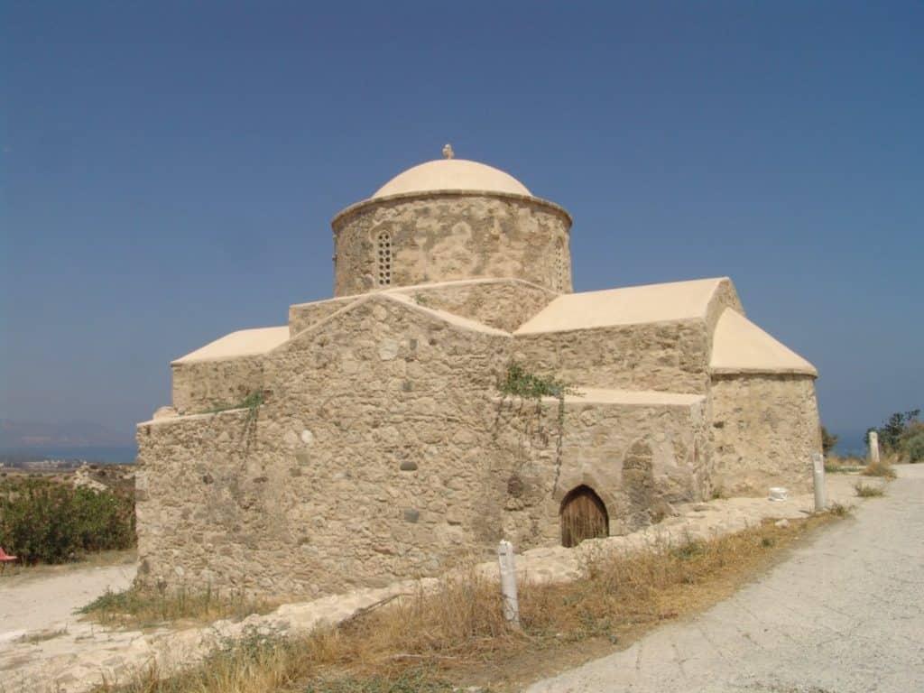 Kirche auf Zypern