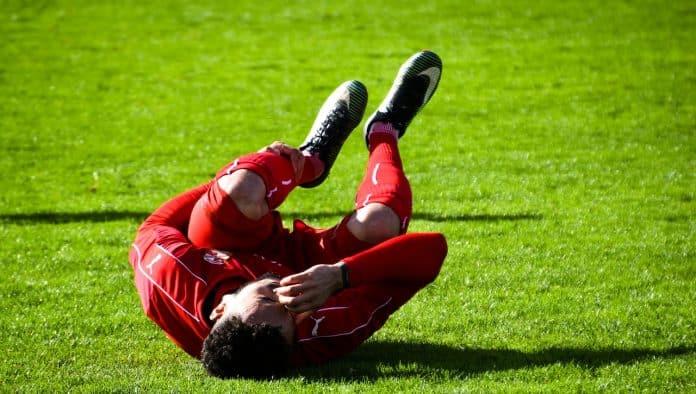 Schmerz Verletzungen