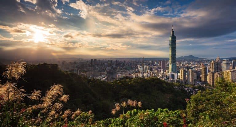Reisen mit Kindern – Made in Taiwan