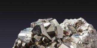 Pyrit Schwefelkies Katzengold Mineral Sulfide