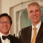 Prof. Dr.Jhy-Wey Shieh Repräsentant von Taiwan