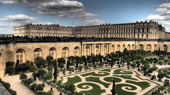Versailles Schloß Paris Sehenswürdigkeit Garten
