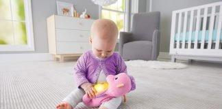 Fisher-Price Schlummer- und Leuchtseepferdchen Bild: Mattel