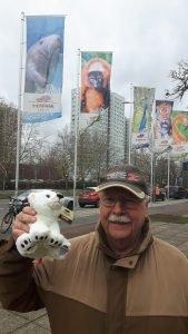 Eisbär Souvenir vom Tierpark Berlin (Foto: Hans-Peter Gaul)