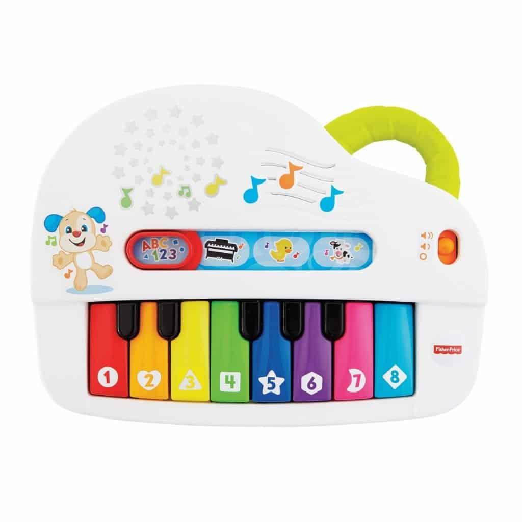 Fisher-Price Babys erstes Keyboard (ab 6 Monate) Bild: Mattel
