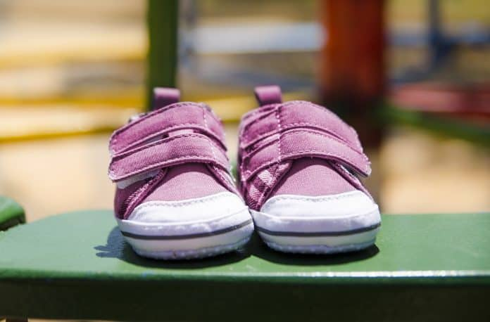 Bebe Tennis Pantoffel Baby Chi Junge Kinderschuh